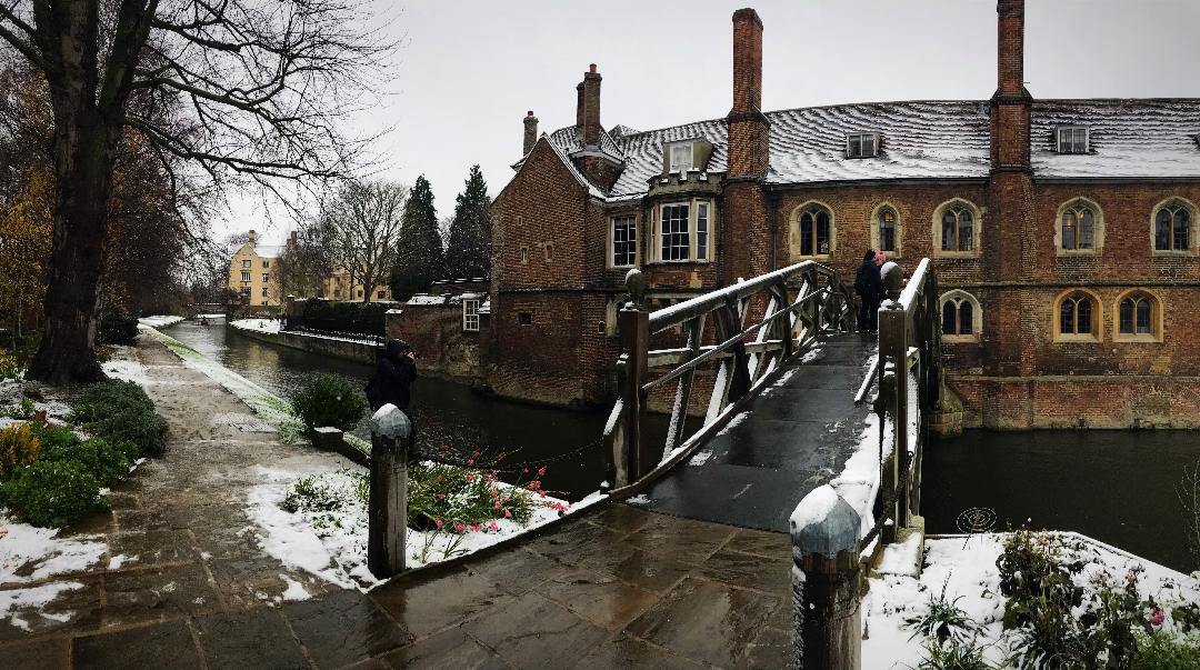 Cambridge Winter